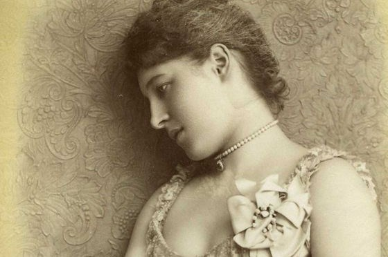 Woman in the 1870s