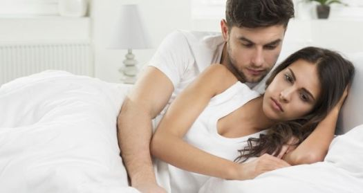 Vaginismus is often a problem from the start of a woman's sexual life but for some it is a secondary problem, developing even though there may have been previous positive sexual experiences