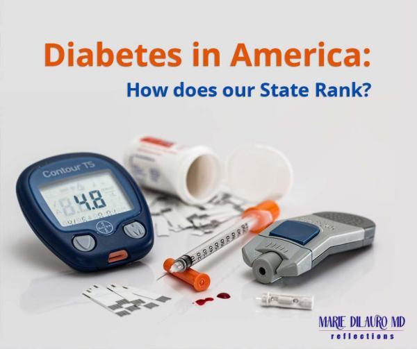diabetes-rates in Ohio