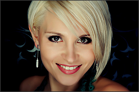 Fall Specials blond woman