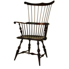 Antique Windsor Chairs Divani Casa Charles Modern White Leather Reclining Chair D R Dimes New England Comb Back 18th Century Reproduction Fanbacks And Backs