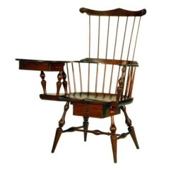 Dr Dimes Windsor Chairs High Office Nz D.r.dimes Comb-back Writing Arm Chair - Chairs: