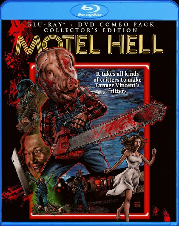 Win Motel Hell Blu-ray And Limited Edition Poster from Scream Factory