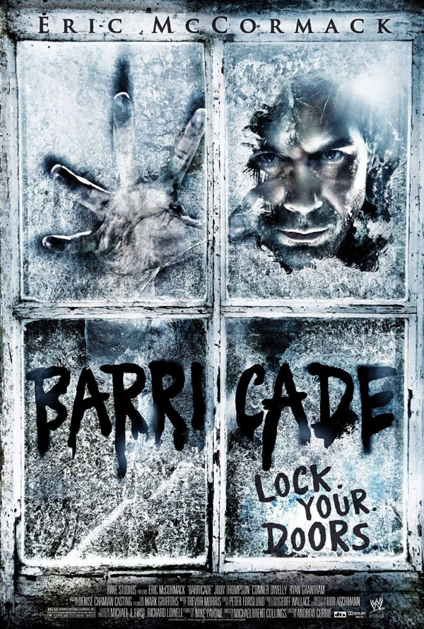 Poster Premiere for the WWE's Barricade