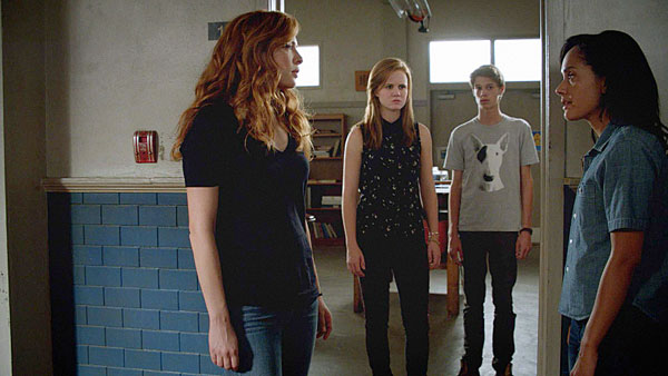 Open The Red Door to See a Dozen Images and a Trio of Clips from Under the Dome Episode 2.09