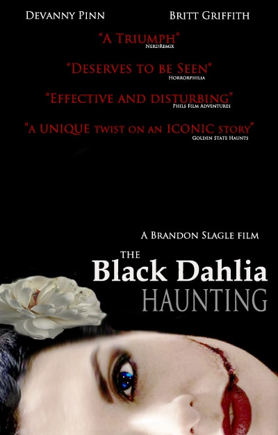 New Theatrical Trailer and Poster Released for The Black Dahlia Haunting