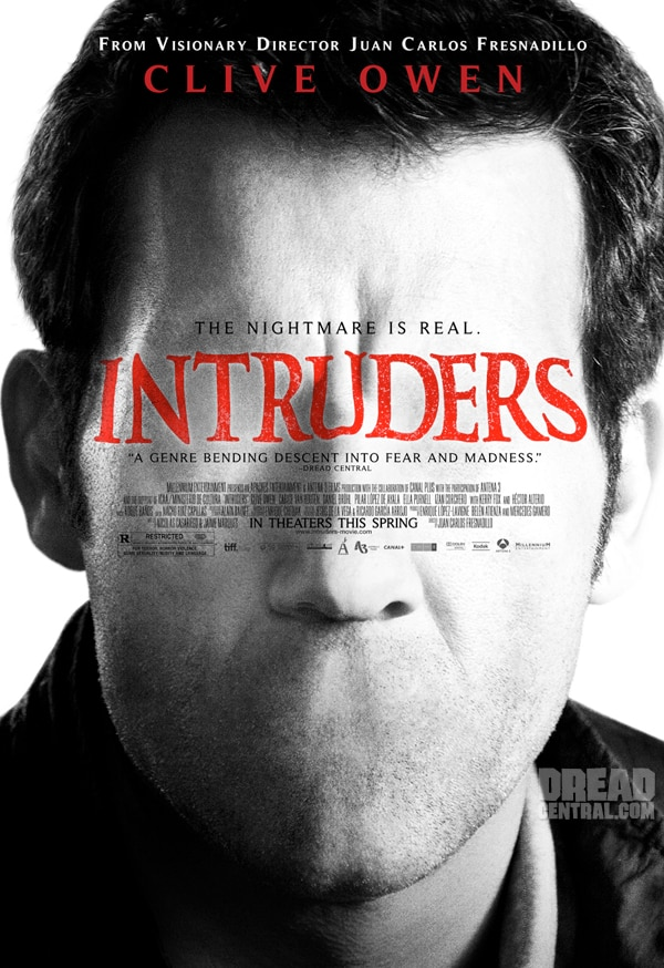 Exclusive: Theatrical One-Sheet for Intruders