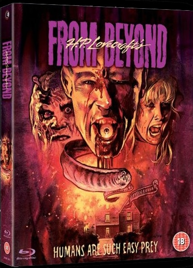 From Beyond - Blu-ray is Such Easy Prey for UK's Second Sight