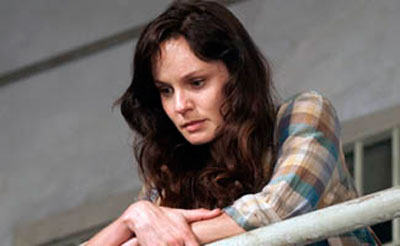 The Walking Dead: Q&A with Sarah Wayne Callies (Lori Grimes); Another Clip from Episode 3.05 - Say The Word