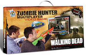 Walmart Exclusively Offering the Two-Player The Walking Dead: Zombie Hunter Game on Black Friday