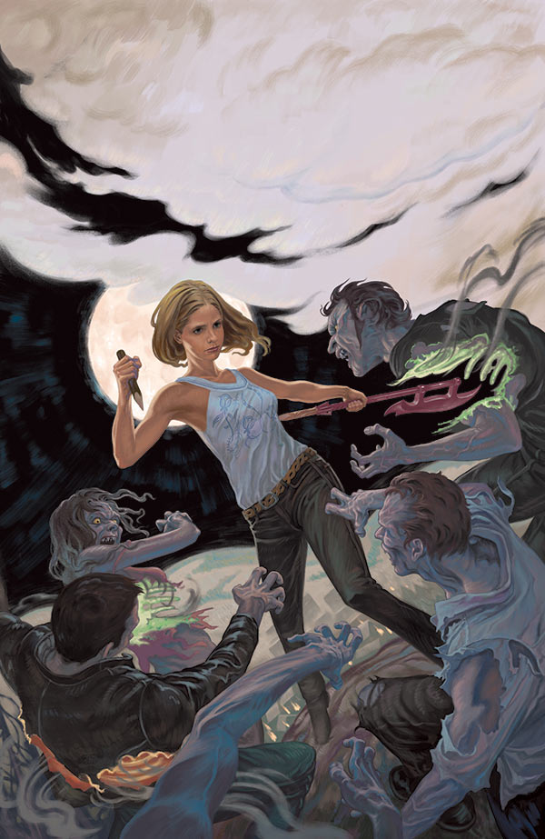 New York Comic Con 2013: Dark Horse Announces Season 10 for Both Buffy and Angel & Faith Plus New Serenity Series