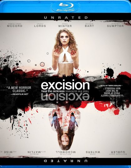 Excision Carves itself an Official DVD and Blu-ray Trailer