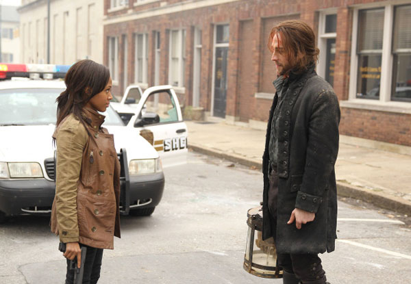 Sleepy Hollow Promo Teases The Secret Life of George Washington; New Images from the Premiere