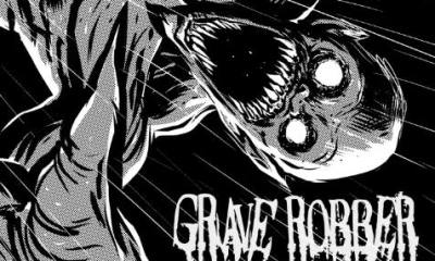 Grave Robber Straight to Hell