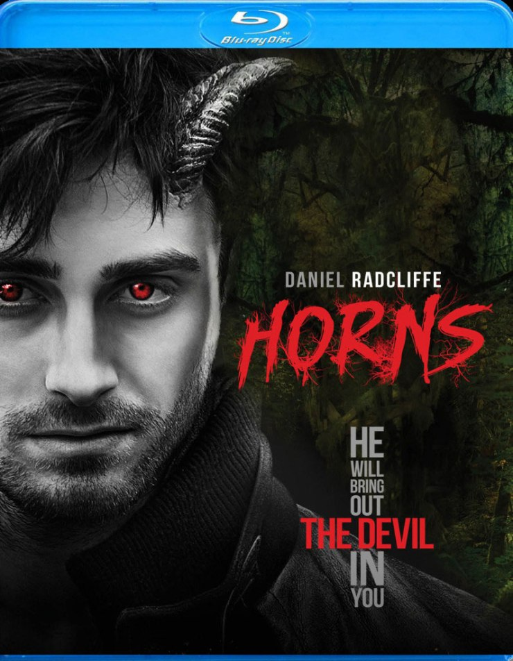 horns - Horns - Win a Blu-ray and a Signed Poster
