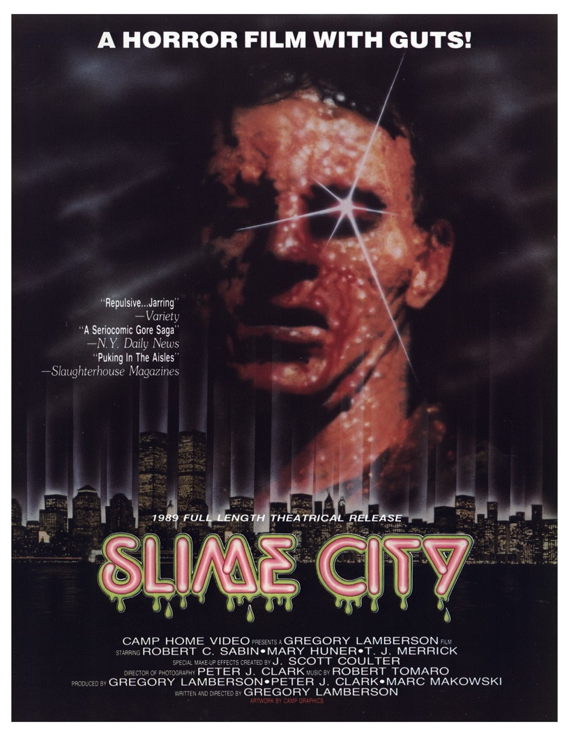 Slime City Celebrates its 25th Anniversary with a