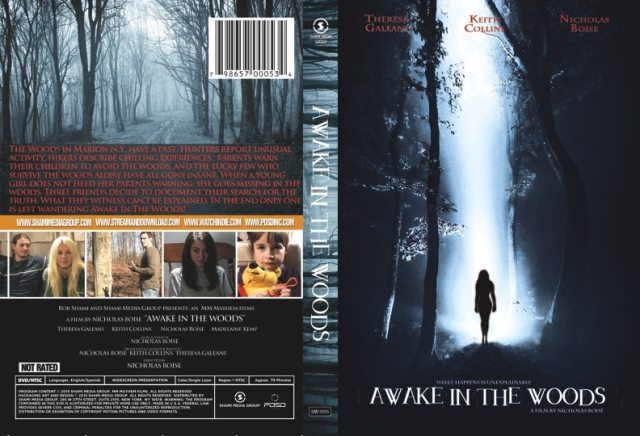 AWAKE IN THE WOODS FULL - Awake in the Woods Set for Release in Spring 2015