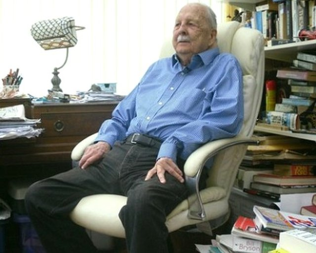 clemens2 - Rest in Peace: Legendary British Writer/Producer Brian Clemens