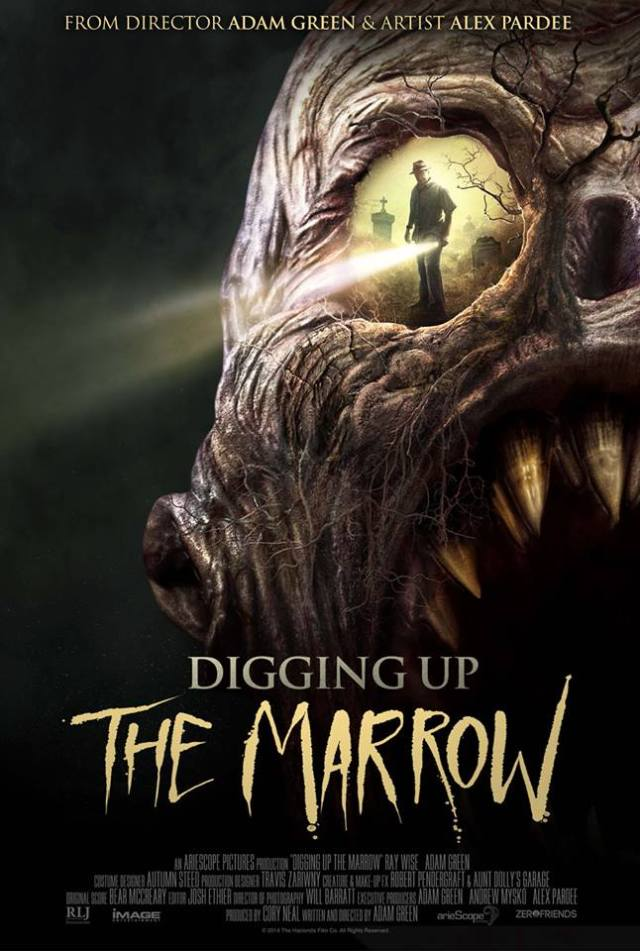 digging2 - Digging Up the Marrow - A 6-Pack of New Images