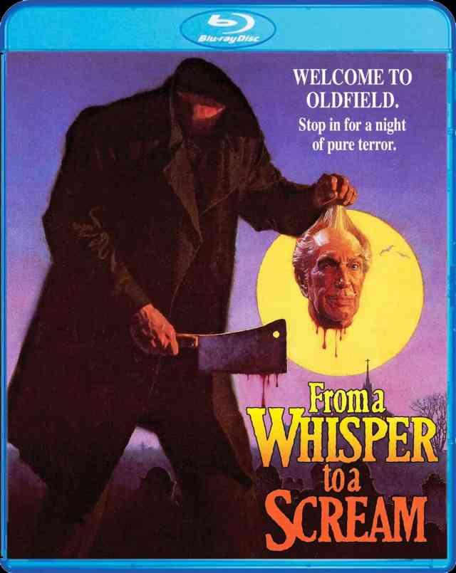 from a whisper to a scream - From a Whisper to a Scream Factory; Vincent Price's Last Horror Film Hitting Blu-ray