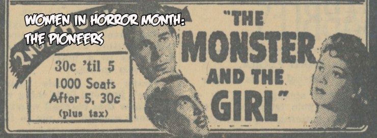 women in horror pioneers - Women in Horror Month: Dread Central Salutes the Pioneers