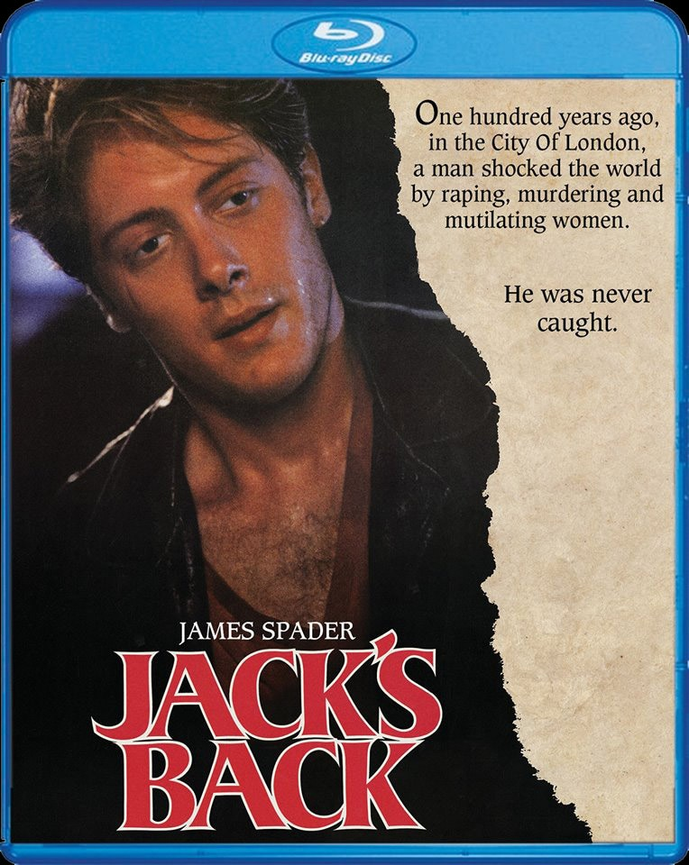 Jacks Back 1988  Bluray Forum