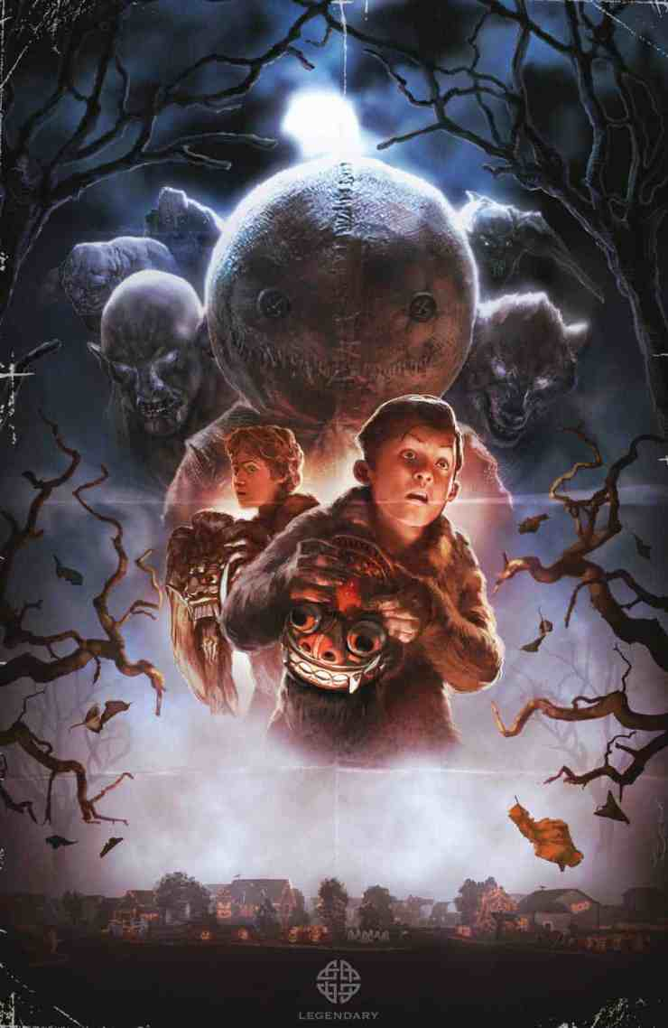trick r treat - Legendary Comics Haunt Your Holidays With Trick 'r Treat and Krampus Graphic Novels