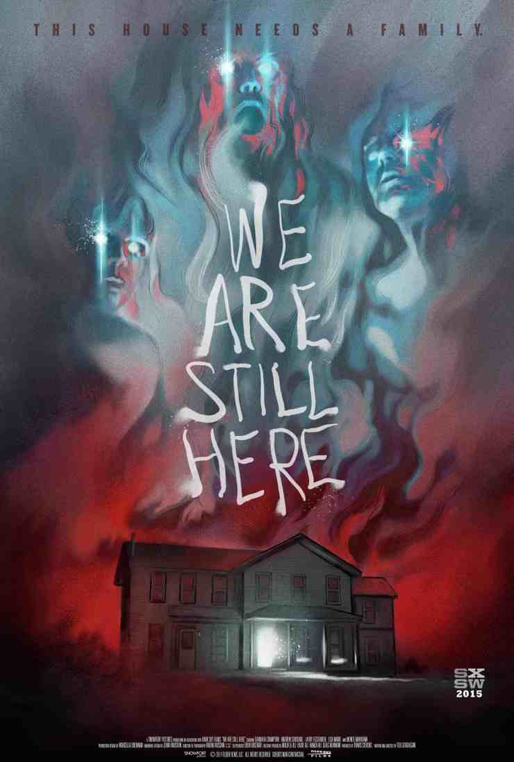 we are still here1 - SXSW 2015 - We Are Still Here Cast Interviews