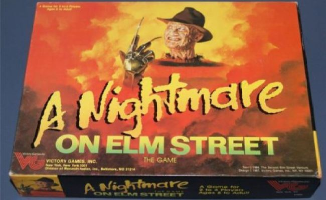 10 Horror Movies That Were Turned Into Board Games Dread