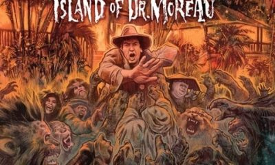 morea - Richard Stanley's Island of Dr. Moreau Coming Back to Life; Film and Graphic Novel?!