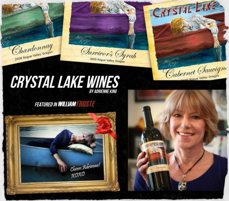 CRYSTAL LAKE WINES1 e1434512796654 - Adrienne King Joins Stacked Cast of William Froste