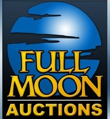 Full Moon Auctions logo250 - Classic Swag to Be Won in Full Moon Auctions