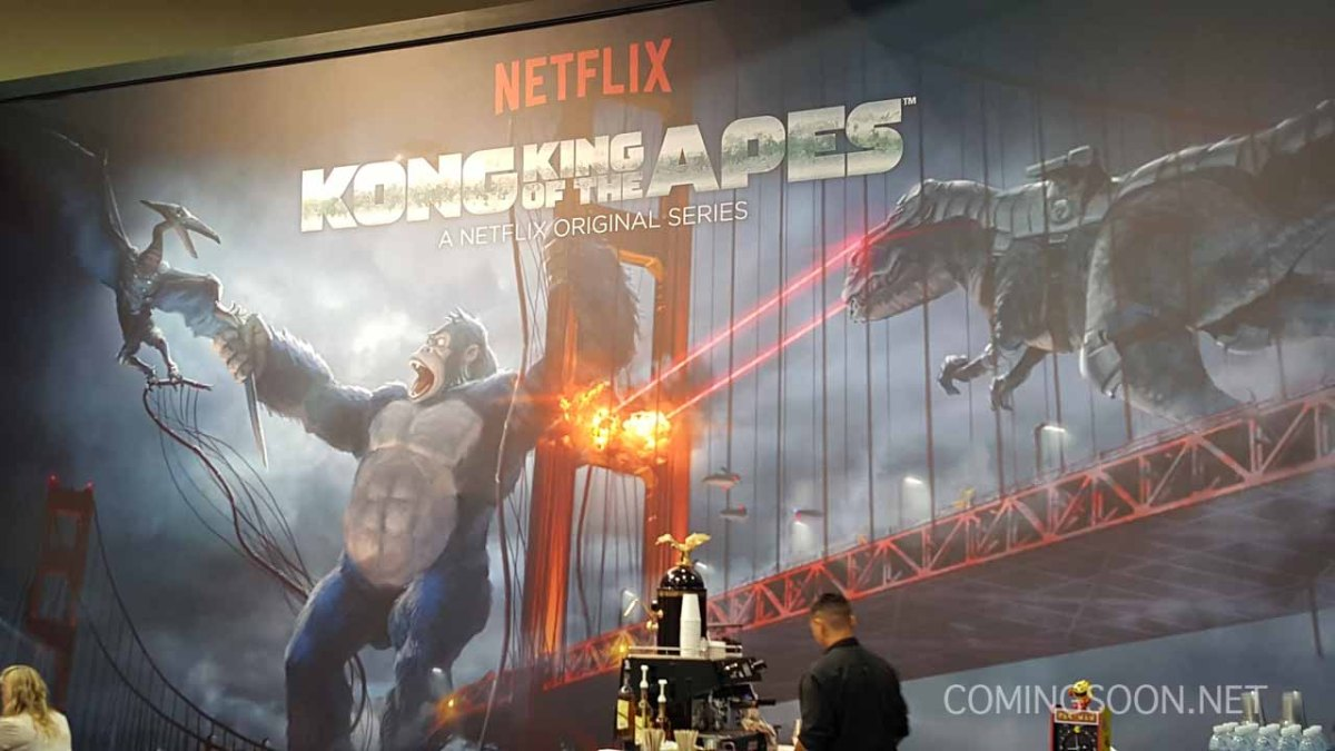 Kong King of the Apes