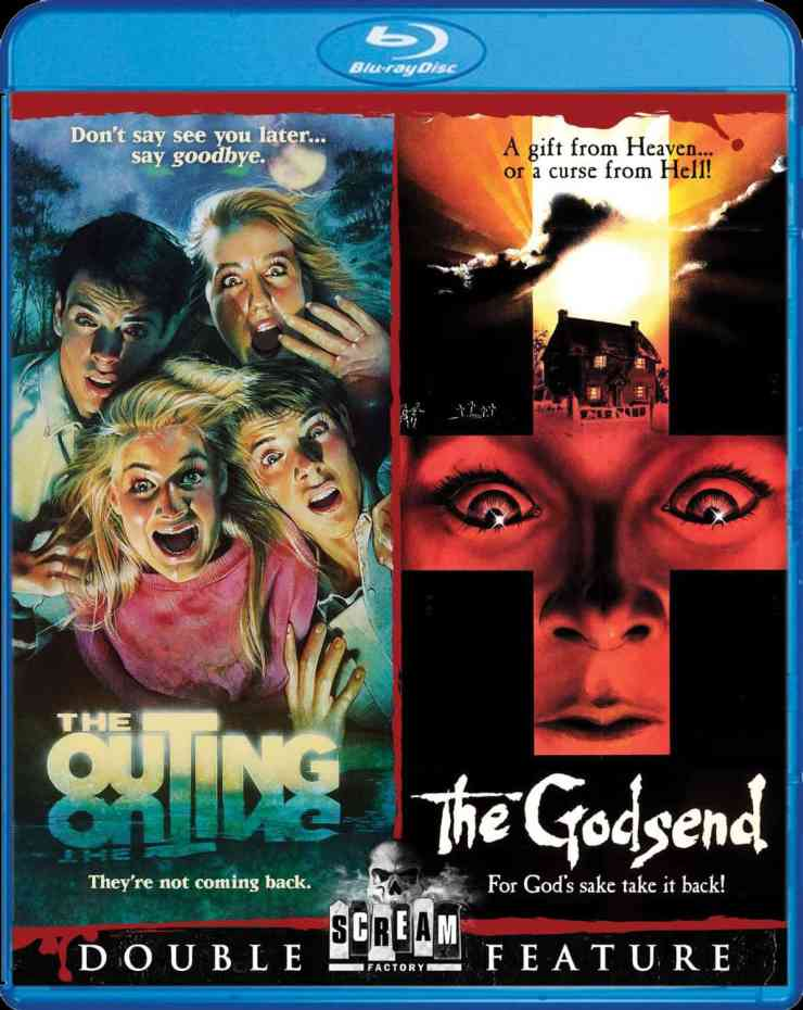 outing godsend - Scream Factory Unleashing Cellar Dweller, Catacombs, The Outing, and The Godsend on Blu-ray!