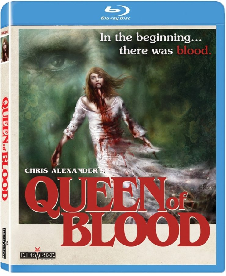 Queen of Blood Blu ray - Chris Alexander's Queen of Blood Hits Blu-ray and DVD This September