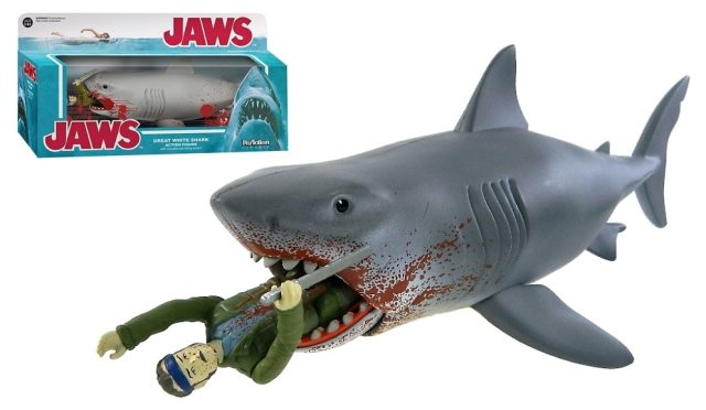 Reaction Jaws