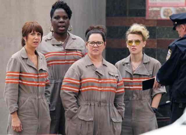 ghost 1024x743 - The First Image of All Four Female Ghostbusters Has Arrived