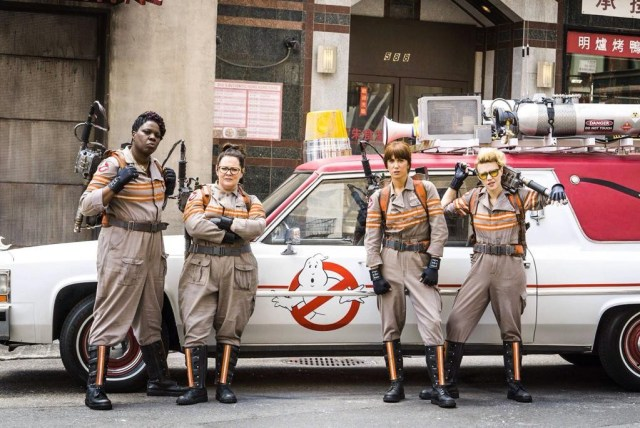 ghostbusters 1024x684 - Sony Gives Release Dates to Several Upcoming Films; Ghostbusters Moved Up