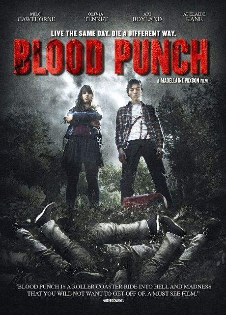 Blood Punch (2015)
