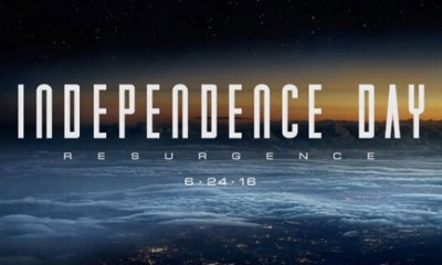 Independece Day 2 poster 1 - New Independence Day: Resurgence Clip Approaches Fast