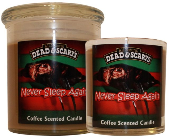 candle 4 - Make Your House Smell Scary Good With These Horror Movie Candles