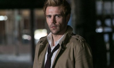constantine arrow - Constantine Saved by The CW; Matt Ryan to Appear on Arrow