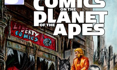 sacredscrollss - Sequart Releases The Sacred Scrolls: Comics on the Planet of the Apes