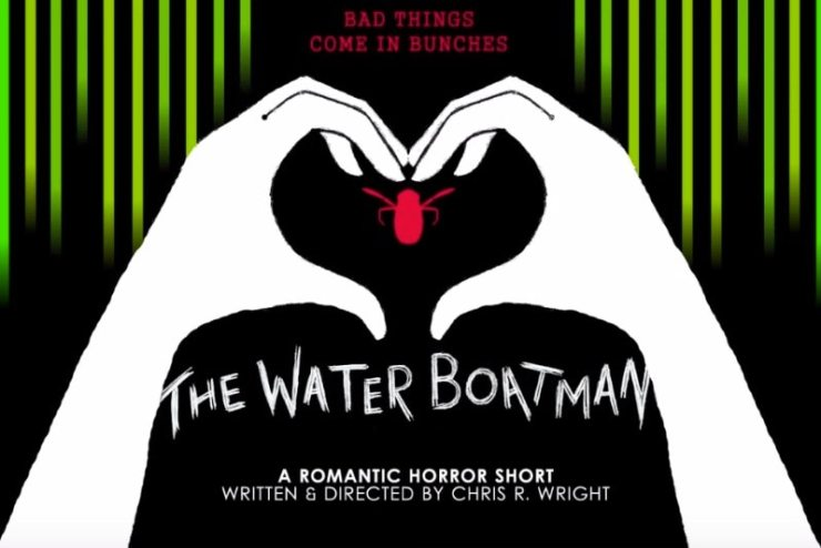 The Water Boatman - Chris R. Wright's Short Film The Water Boatman Launches Indiegogo Campaign