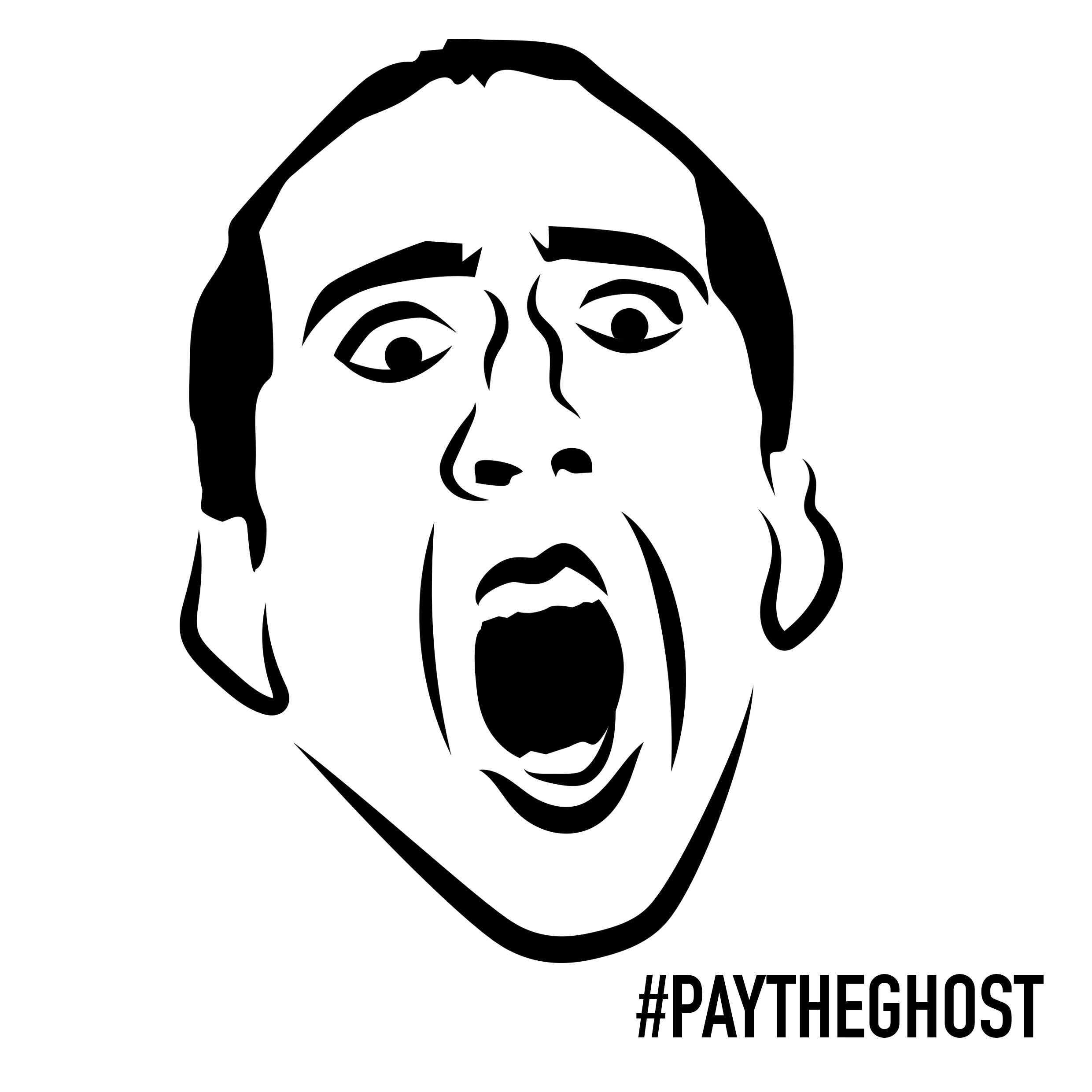 Cage Ify Your Halloween With This Exclusive Pumpkin