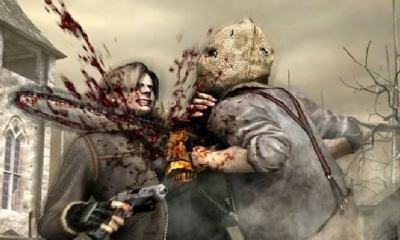 Resident Evil 4 decapitation 1 - Resident Evil 4 Coming to Wii U