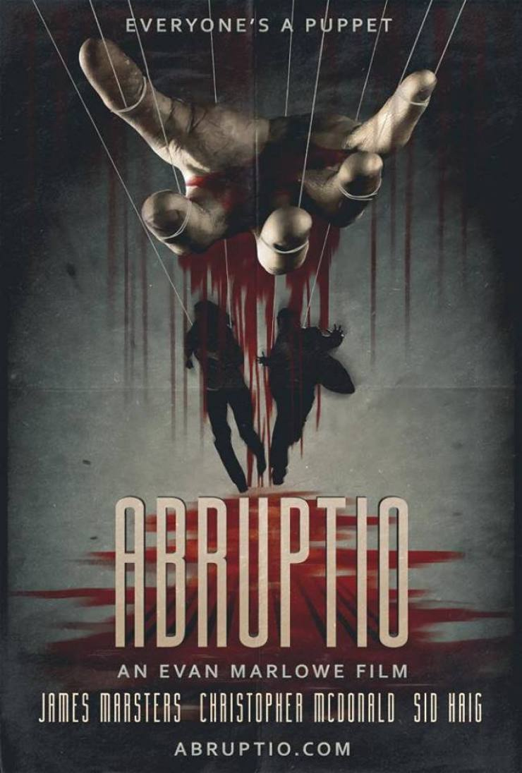 abruptio - Jordan Peele Joins Robert Englund and Sid Haig in Abruptio
