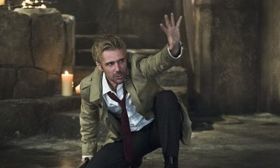 arrow constantine1 - A Halloween Treat from Constantine: Read What Episode 14 Could Have Been; Photos from the Arrow Crossover