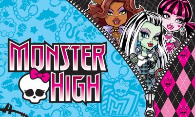 monster high 2 - Live-Action Monster High Feature Film Scares Up a Director