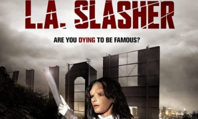 LASLASHER posters - L.A. Slasher Heading to DVD/VOD December 8th
